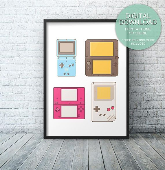 12 best Video game decor images on Pinterest | Video game decor ...