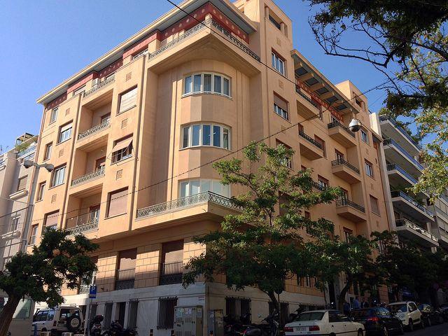 Πολυκατοικία Μαυρομμάτη, Πλουτάρχου 3 & Υψηλάντου 33 | by Dimitris Kamaras
