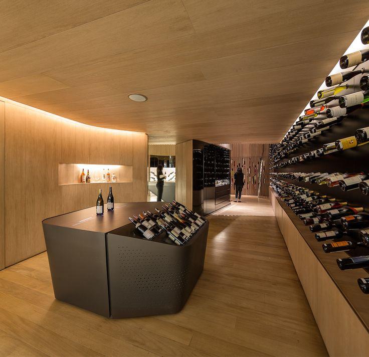 Tienda de vinos Mistral