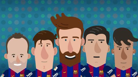 #ElClasico is nearly here. @FCBarcelona know it's #Time2Play. Celebrate the match with our playful animations 👉