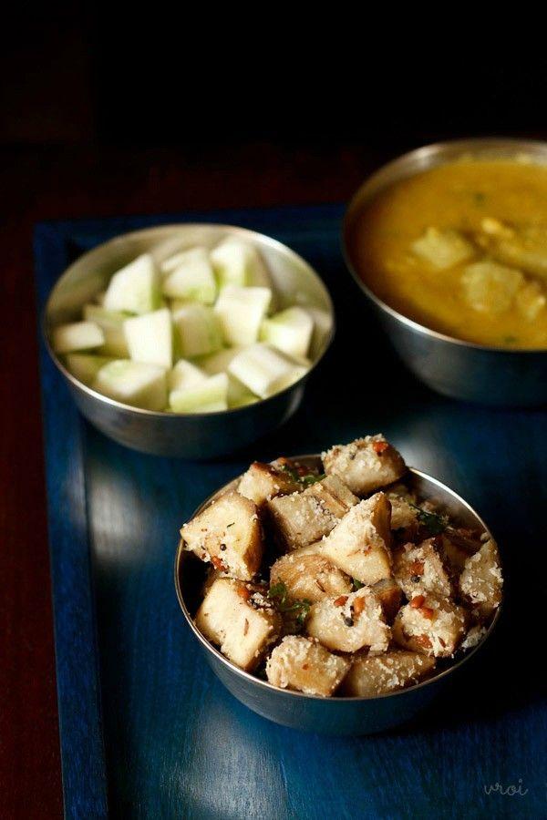 raw banana poriyal recipe, vazhakkai poriyal recipe