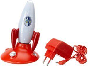 OSRAM LED-Nachtlicht  für Kinder Orbis / LED-Licht für Kinderzimmer, mit Taschenlampenfunktion und Dämmerungssensor / Schlummerleuchte für Babys, Raumschiff