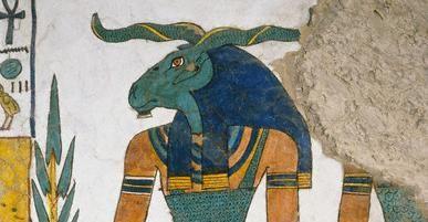 Chnum | LundinOrient´s Egypten