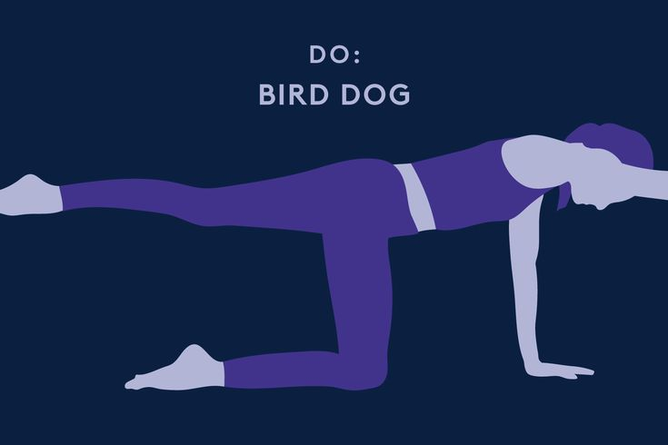 What to do instead: Bird DogWhy: This exercise actually trains you to stabilize your entire trunk as you move your arms and legs, so you're far less likely to put stress on your neck.1. Start on your hands and knees with your knees underneath your hips and your wrists underneath your shoulders, fingers pointing forward. Engage your abs.2. Simultaneously lift and lengthen your left leg until it's parallel to the floor (don't lift it above hip height) while raising and straightening your…