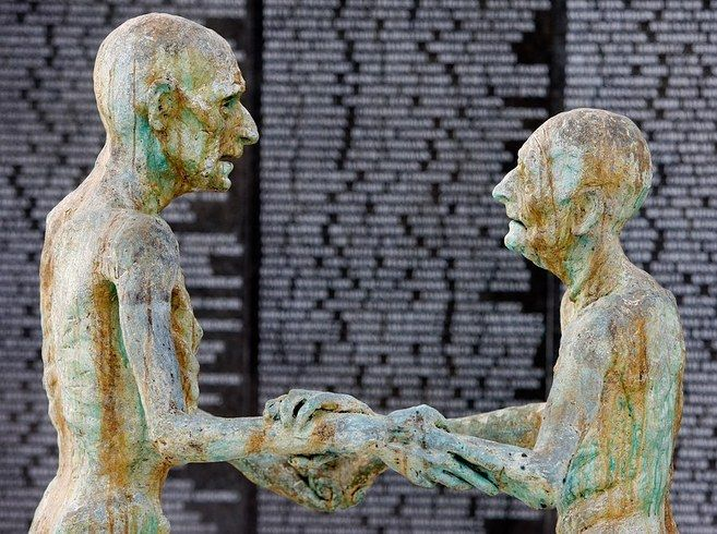 This year's UK Holocaust Memorial Day is also the 70th anniversary of the liberation of the Auschwitz-Birkenau concentration camp. We take a look at a selection of Holocaust memorials from around t...
