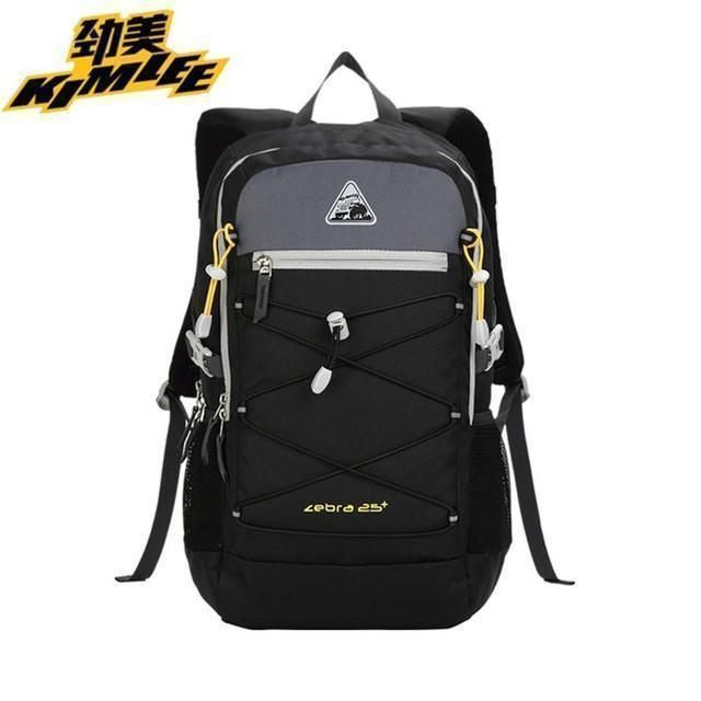25L Large Capacity Leisure Travelling Backpack Male Female Computer And School  Bag Three Layer Zipper Bag Free Shipping  malebackpack  canada   Pinterest  ... e0c82ee3b3