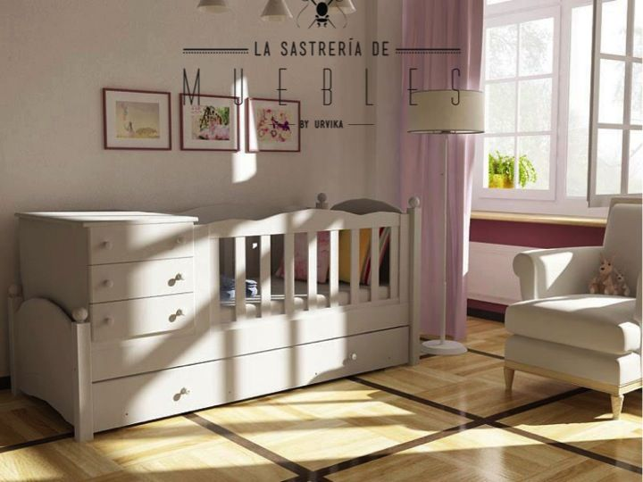 M s de 25 ideas incre bles sobre cuna de color pastel en - Combinacion colores habitacion ...