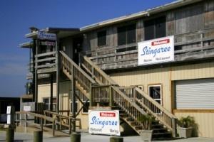 Stingaree Restaurant, Crystal Beach, Texas