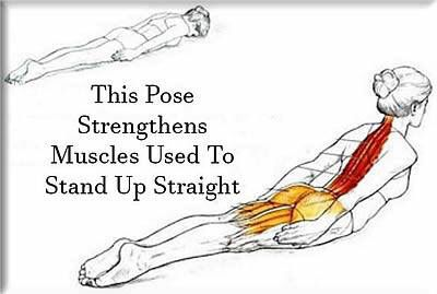 how to stand up straight exercises