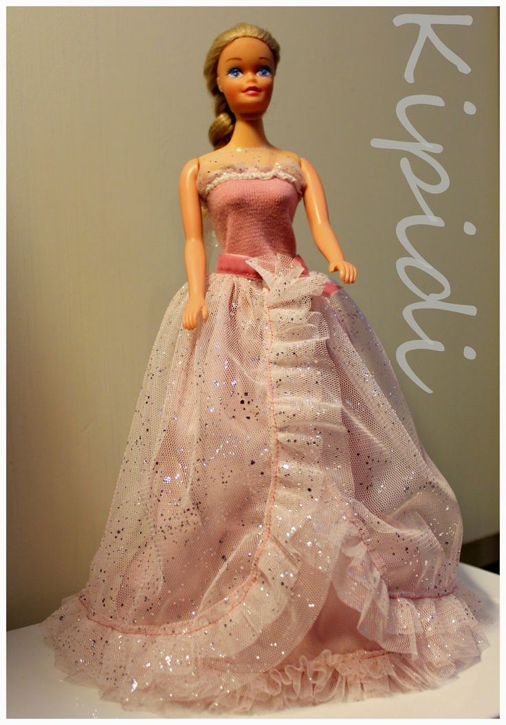 Barbielle prinsessamekko