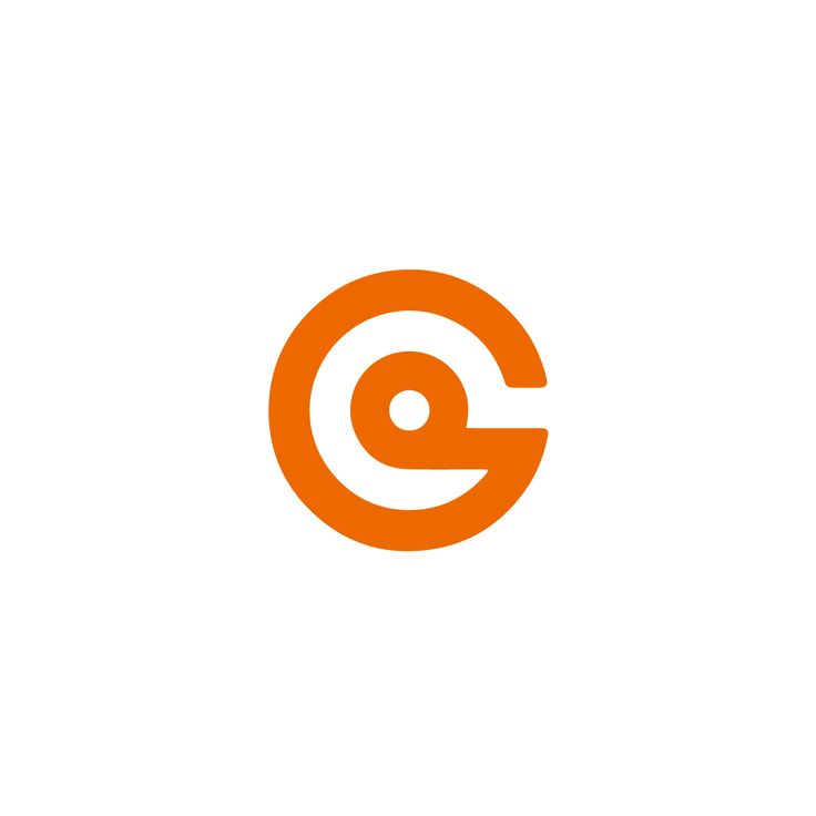 Logo For Graphic Center (Grafiskt Center) - BY Marcus Råbratt