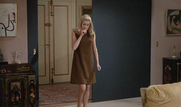 Фильм Луиса Бунюэля Дневная красавица (1967) и его влияние на моду.