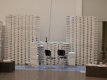 Booth-generator by students from Trier University of Applied Science - Dezeen
