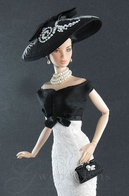WORLD DOLL sophisticated lady