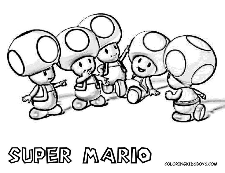 smash brothers coloring pages