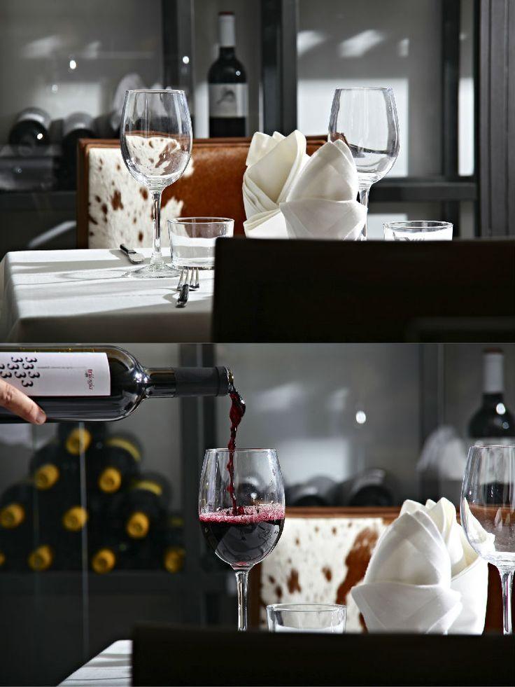 Hotel Tres | Boutiquehotel | Spain | http://lifestylehotels.net/en/hotel-tres | restaurant, wine, glass, fancy