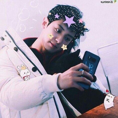 Chanyeol #EXO #MochiEdit