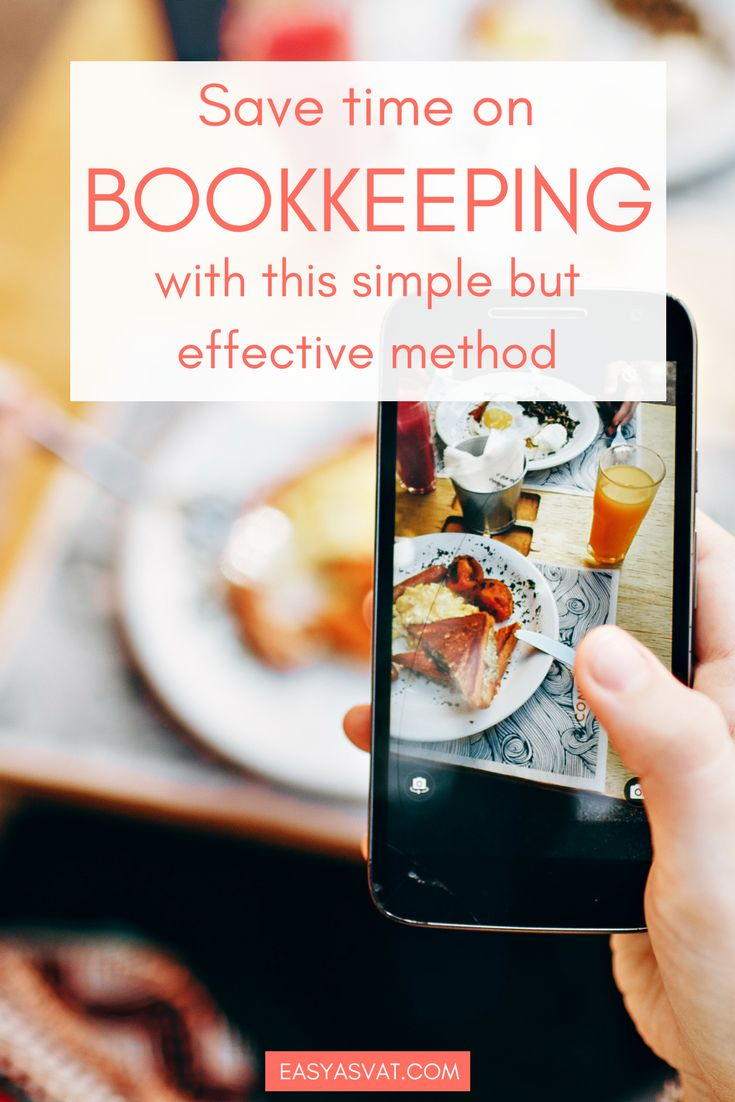 Basic bookkeeping tips and advice, printables and excel spreadsheet templates | Easy As VAT | tax and accounting services and help for bloggers, small businesses & freelancers