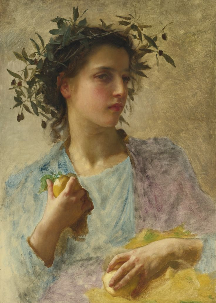 William Bouguereau - Summer (L'été)