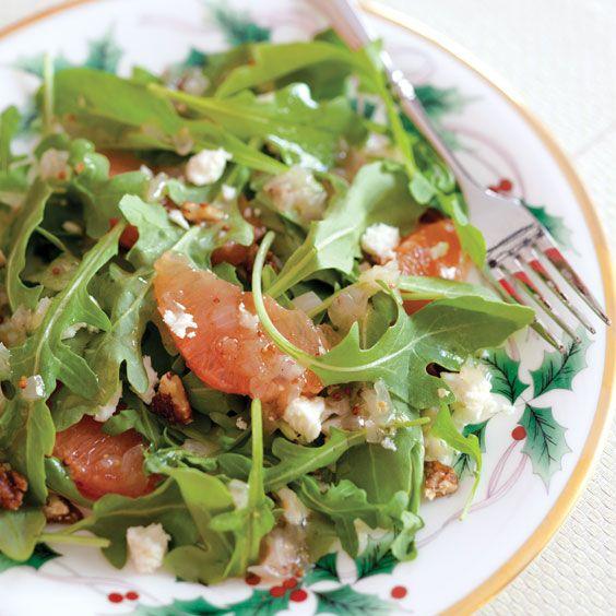 Glazed Pecan Salad