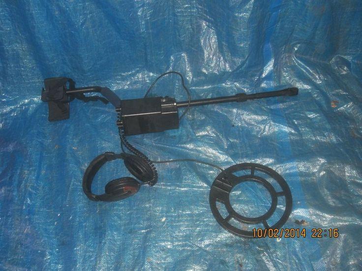 Underwater Metal Detector, MD3080