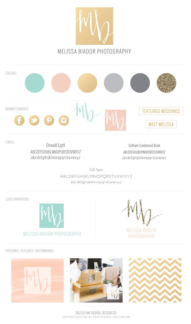 {Salted Ink Digital Design Co.} SEP 10, 2013 – Brand Launch: Melissa Biador Photography → http://saltedink.com/2013/09/10/brand-launch-melissa-biador-photography