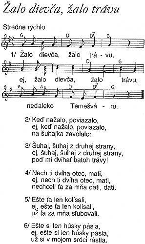 slovenské ludové piesne - Hledat Googlem