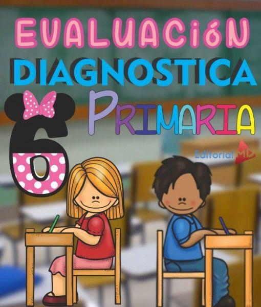 Evaluacion Diagnostica 6 grado de primaria