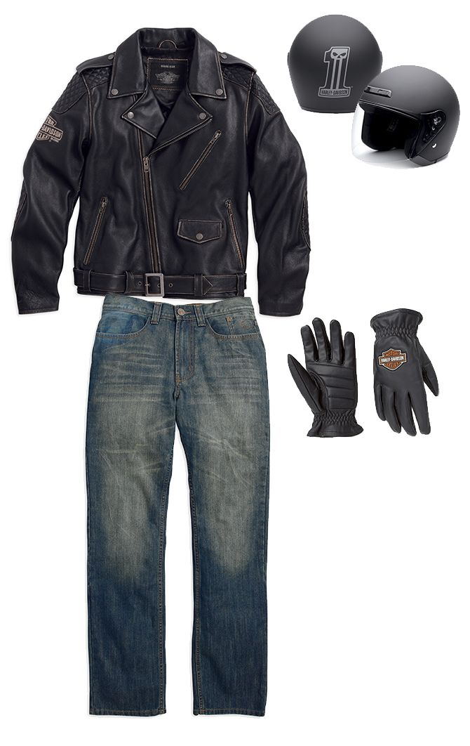 "Harley-Davidson Italia lancia l'iniziativa ""Freedom Kit"" #harleydavidson #clothes #apparel #wear #helmets #leather"