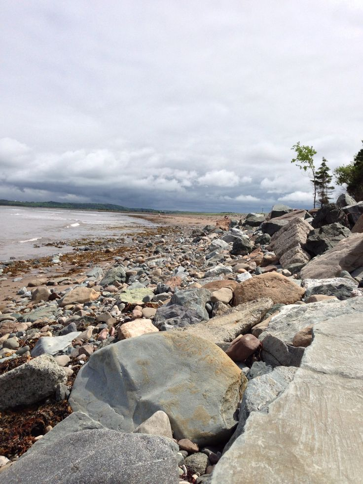 Mahoney's Beach Antigonish, Nova Scotia