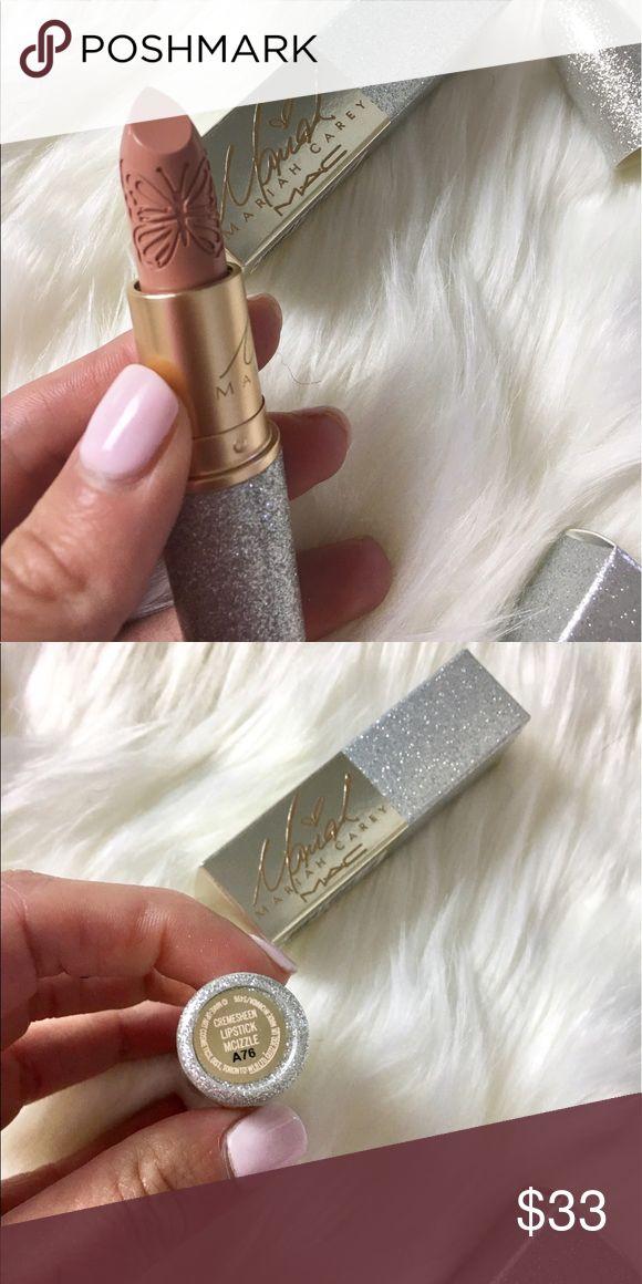 MAC Mariah Carey Cremesheen Lipstick