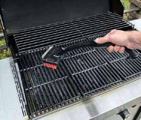 How To Clean Cast Iron Grill Grates Weber Cast Iron Cleaning