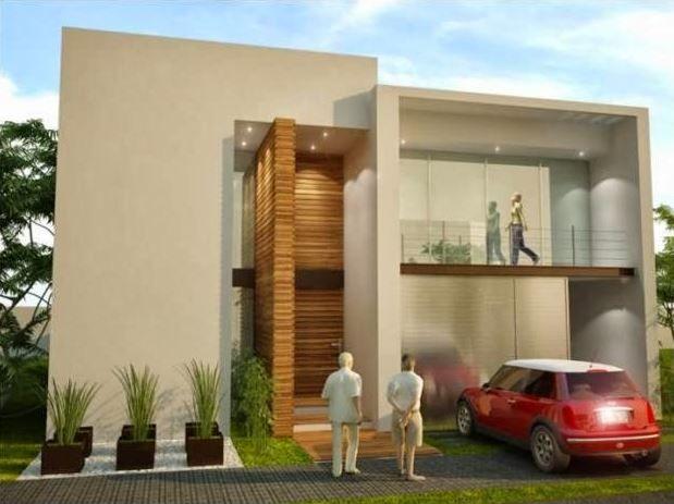 M s de 25 ideas incre bles sobre fachadas de casas bonitas for Fachadas de casas modernas wikipedia