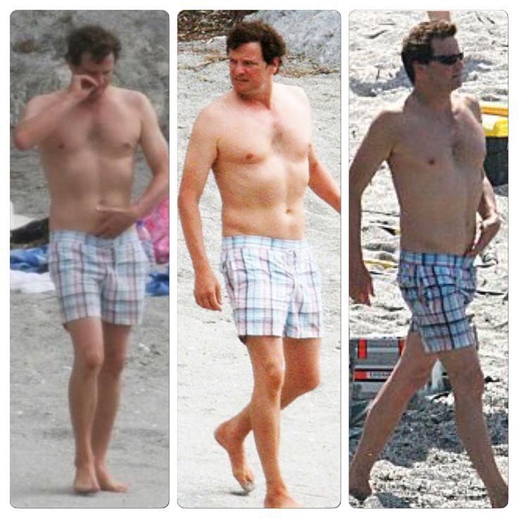 Colin Firth sexy