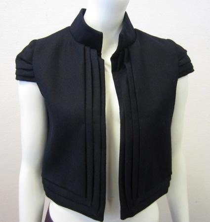 SHOWPIECE! Elina wool vest