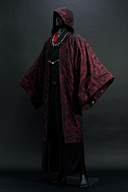 遂に和服の上に着る新作パーカも発表!京都の男着物ブランド「和次元 滴や」が東京にやってくる - エキサイトニュース(2/3)