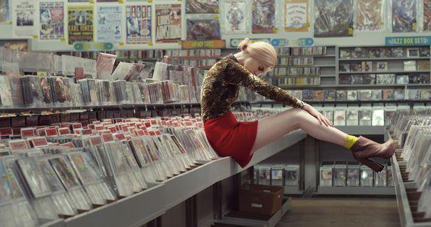 La fotografía de Martine Pinnel salta fronteras.