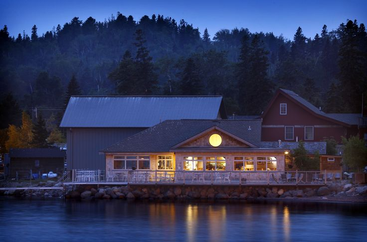 The Angry Trout Cafe Grand Marais, Minnesota - 2013 Best of MN   StarTribune.com  Best Day Trip Destination!  #MSPGetaway