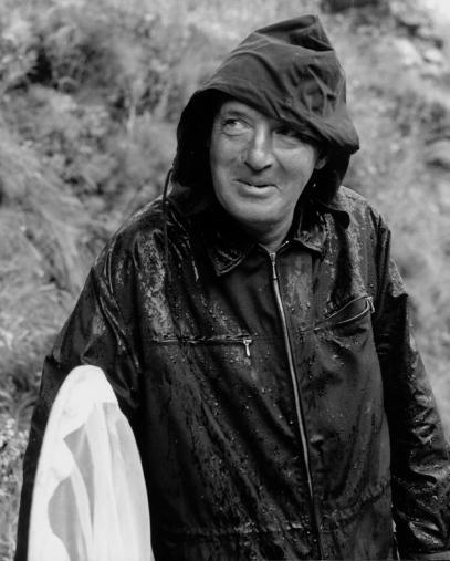 Den russiskfødte amerikanske forfatter Vladimir Nabokov (1899-1977) fik amerikansk statsborgerskab i 1945. Nabokov blev verdensberømt med romanen 'Lolita' (1955). Han var en af de markante fornyere af romangenren i det 20. århundrede og flere gange på tale som kandidat til nobelprisen i litteratur. Foto:  Tappe Horst