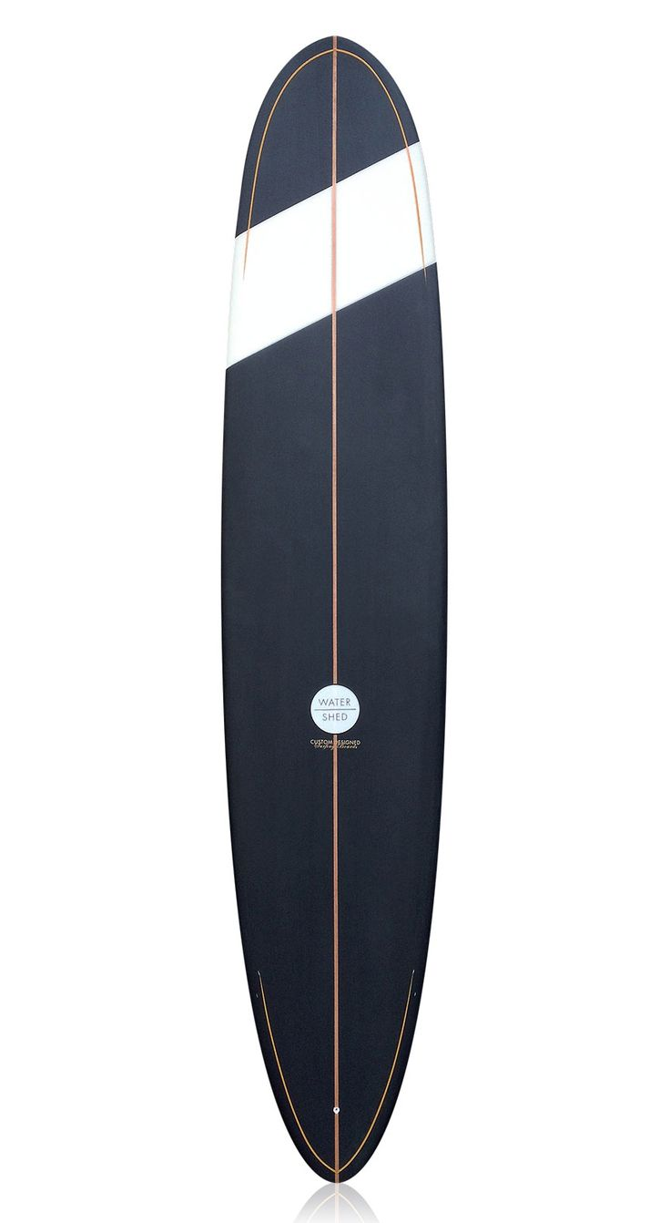 9'1 single fin... black longboard ... nice!