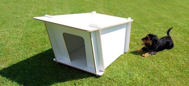 La casetta minimal per cani e gatti