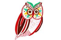 #owl @#illustration Nani Puspasari
