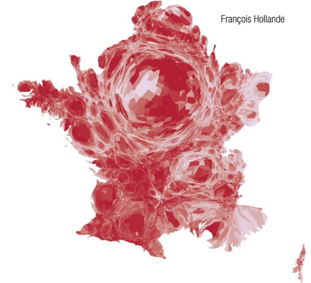 Carte inédite du vote blanc au 2nd tour : la troisième France ! - Globe - France Culture