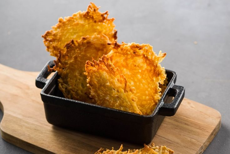 Hailing from the mountains of Friuli Venezia Giulia, this simple recipe calls for just one ingredient: Montasio cheese. Try the Italian cheese crisps today!