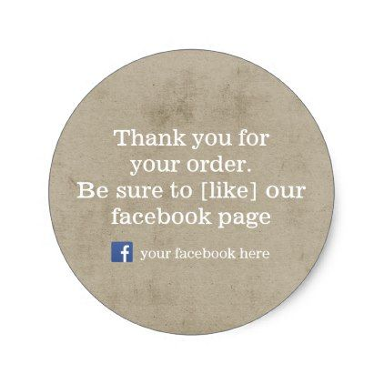 Unique Business Stickers Ideas On Pinterest Packaging - Facebook window stickers for business uk