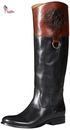 Harness 8R, Boots femme - Marron, 39 EU (6 UK, 8 US)Frye