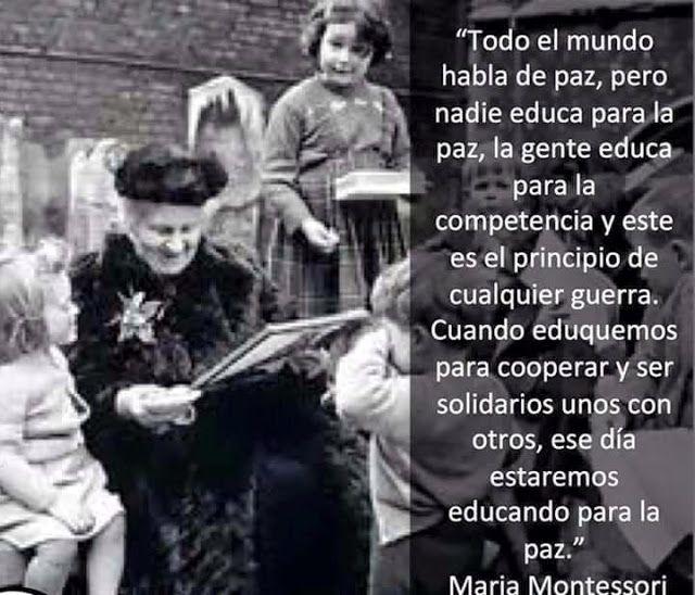 25 REFLEXIONES DE MARÍA MONTESSORI PARA EDUCAR A LOS NIÑOS QUE CAMBIARÁN SUS VIDAS - EL CLUB DE LOS LIBROS PERDIDOS