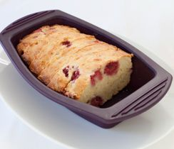 Our yogurt filled version of pound cake, great for dunking into coffee or tea.