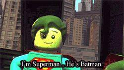 Geek Mythology, ohmygil: girl-blunder: Lego Batman 2: DC Super...