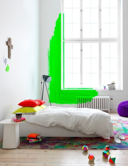 17 Best Images About Nuts About Neon On Pinterest Neon Play Rooms And Teen Bedroom Desk
